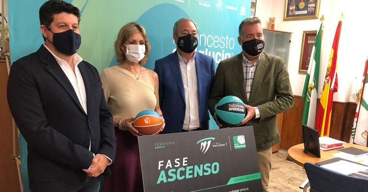 La presentación del evento en la sede de la FAB en Córdoba