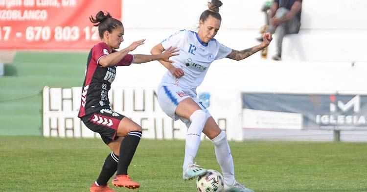 Una imagen del encuentro que el Pozoalbense disputó ante el Albacete. Foto: CD Pozoalbense Femenino.