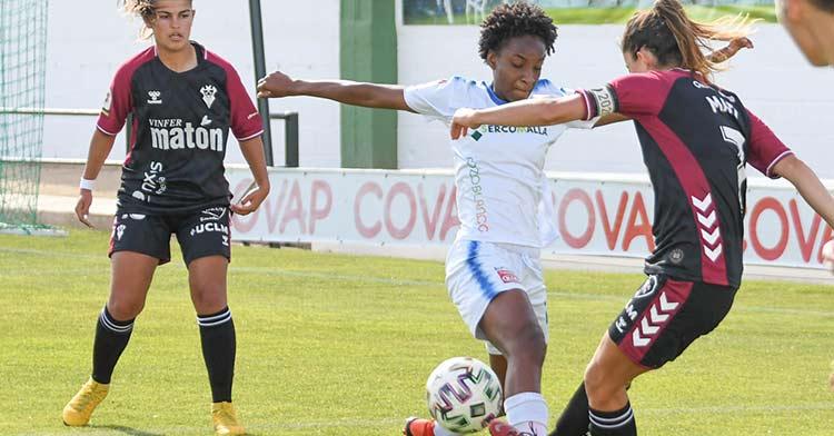 El cuadro de Los Pedroches no pudo ganar ningún encuentro en la segunda fase y quiere sacarse esa espina. Foto: CD Pozoalbense