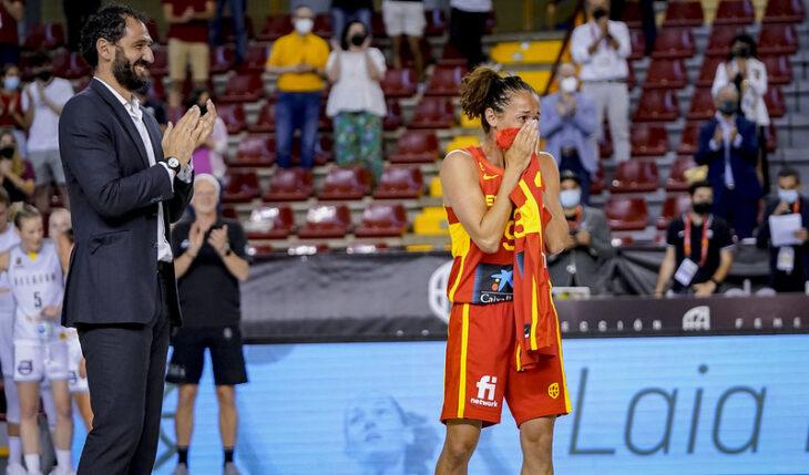 Garbajosa laia palua baloncesto vista alegre