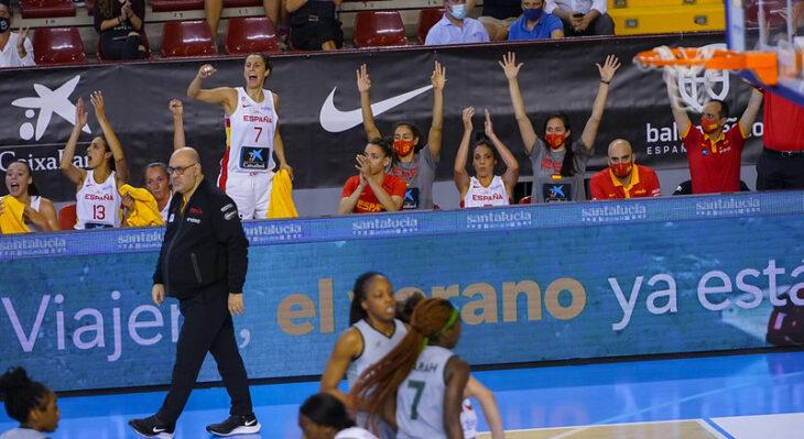baloncesto femenino seleccion