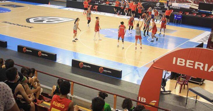 baloncesto seleccion femenina