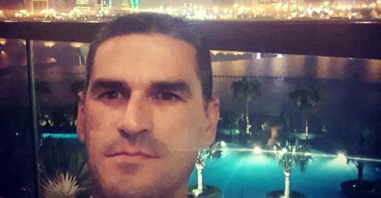 Juanito a su vuelta de Baréin. Un sentimiento que debe volver a tener tras ser confirmado en el cargo para renovar como director deportivo del Cordoba CF.