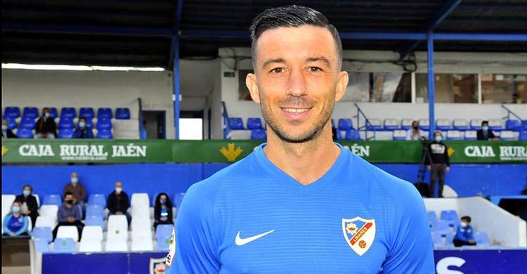 Hugo Díaz vestirá la blanquiverde.