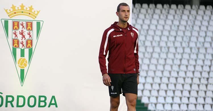 El nuevo técnico del Córdoba Femenino, Pepe Contreras.El nuevo técnico del Córdoba Femenino, Pepe Contreras.
