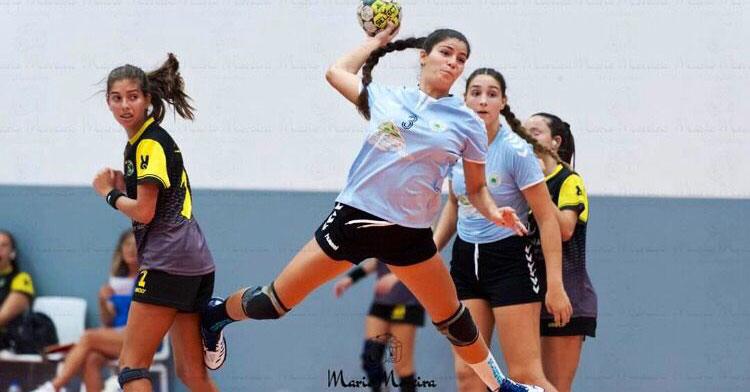 Clara Robayo cañoneando en una acción ofensiva. Foto: Mario Moreira