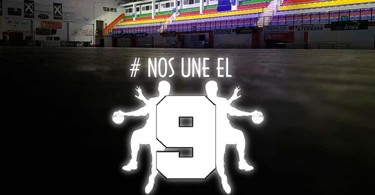 La imagen de la campaña de abonados del Ángel Ximénez se vincula a su novena temporada en la Asobal.