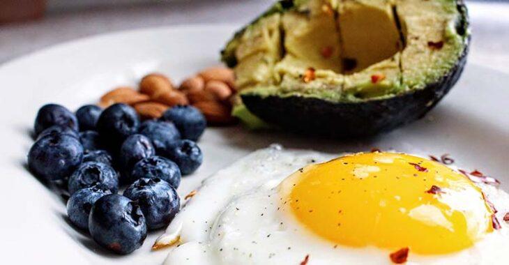 Los alimentos más saludables para la mejor dieta nutricional.