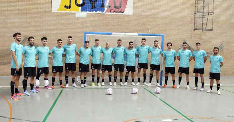 El Córdoba Patrimonio seguirá en la élite. Foto: Córdoba Futsal