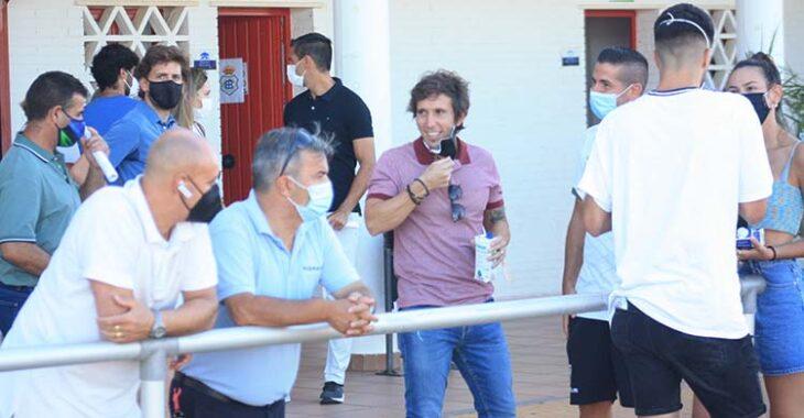 raul camara Huelva