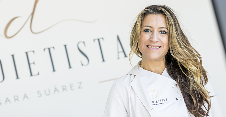 La directora de TU DIETISTA, Sara Suárez.