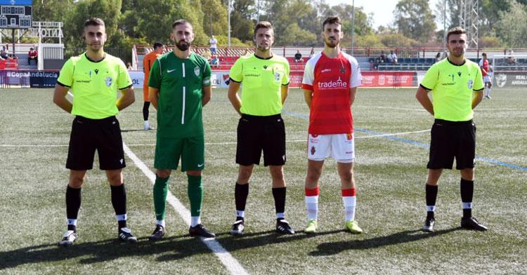 El Atarfe-Espeleño de la final de la Copa de Andalucía podría repetirse en la previa de la Copa del Rey. Foto: RFAF
