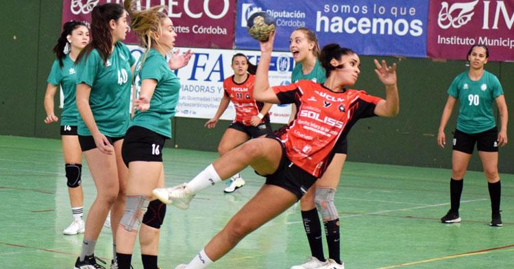 El Itea Córdoba olvidó sus tropiezos contra Pozuelo y Bolaños. Foto: Laclasi.es