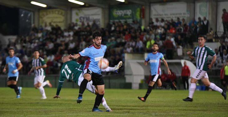 Chistian debutó como titular en Torremolinos.