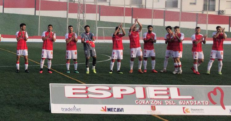 El cuadro rojillo sigue confirmando sus buenas expectativas previas para la temporada. Foto: Atlético Espeleño