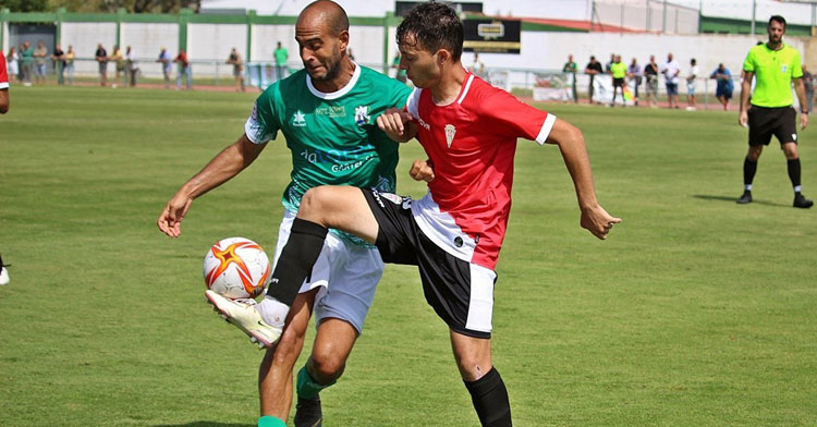 El Córdoba B quiere mantener su nivel del inicio liguero. Foto: CCF