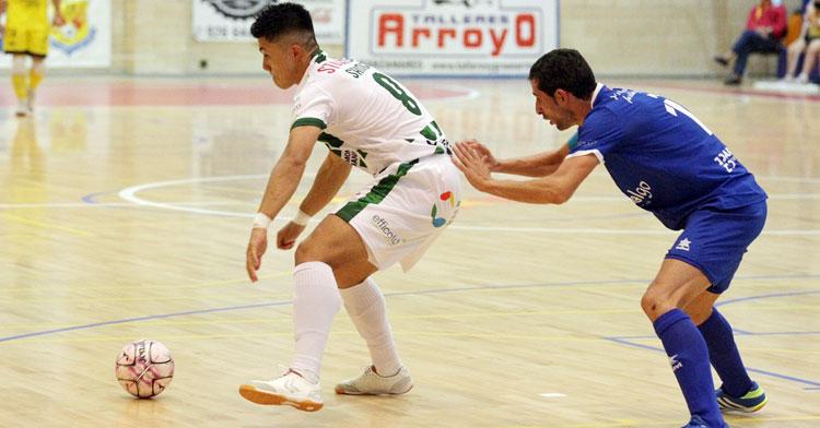 Shimizu será un jugador clave por la baja de Saura. Foto: Córdoba Futsal
